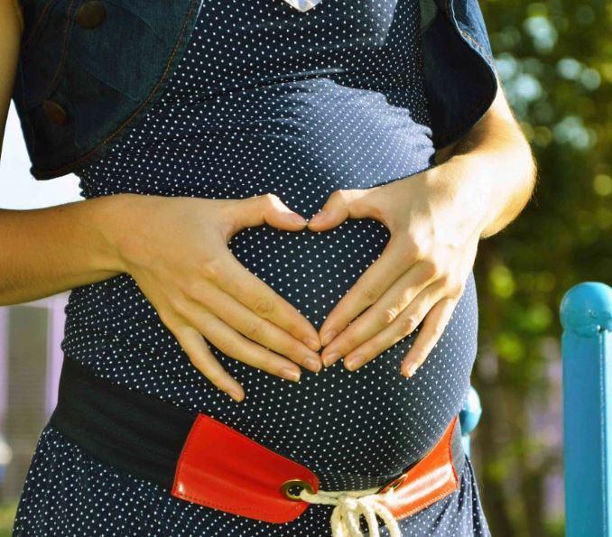reiki en el embarazo
