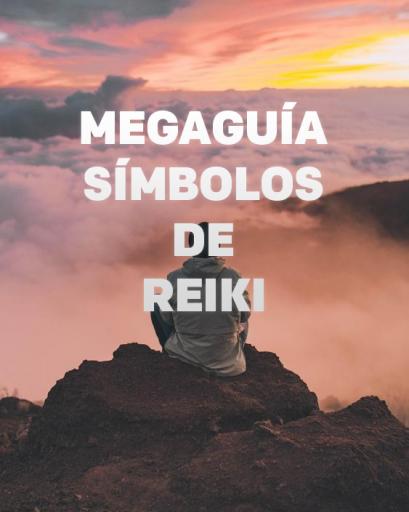 MEGAGUÍA simbolos reiki