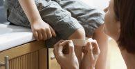 reparar huesos rotos con reiki