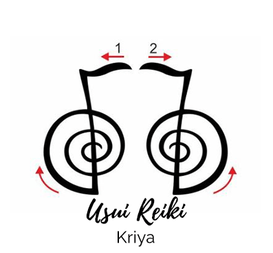 símbolo kriya karuna reiki